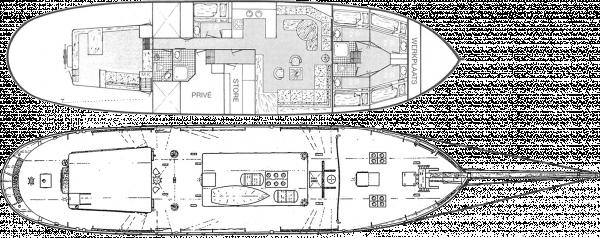 Floorplan of Iris